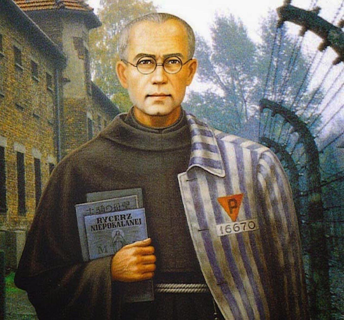 14 de agosto, San Maximiliano Kolbe: desde joven sabía qu...