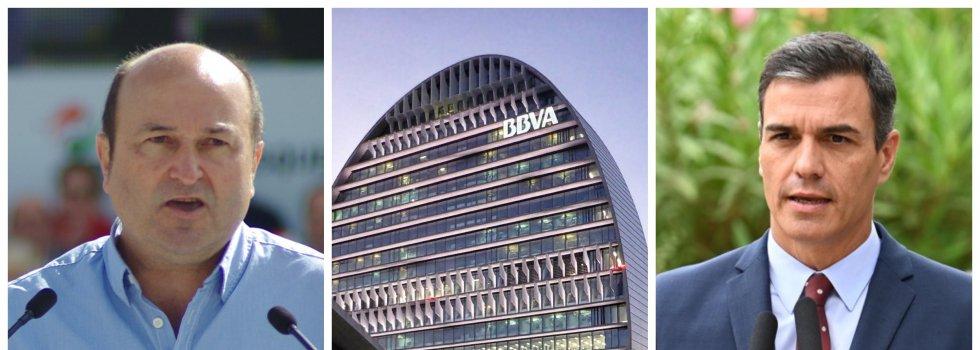 BBVA, el precio que pide el PNV