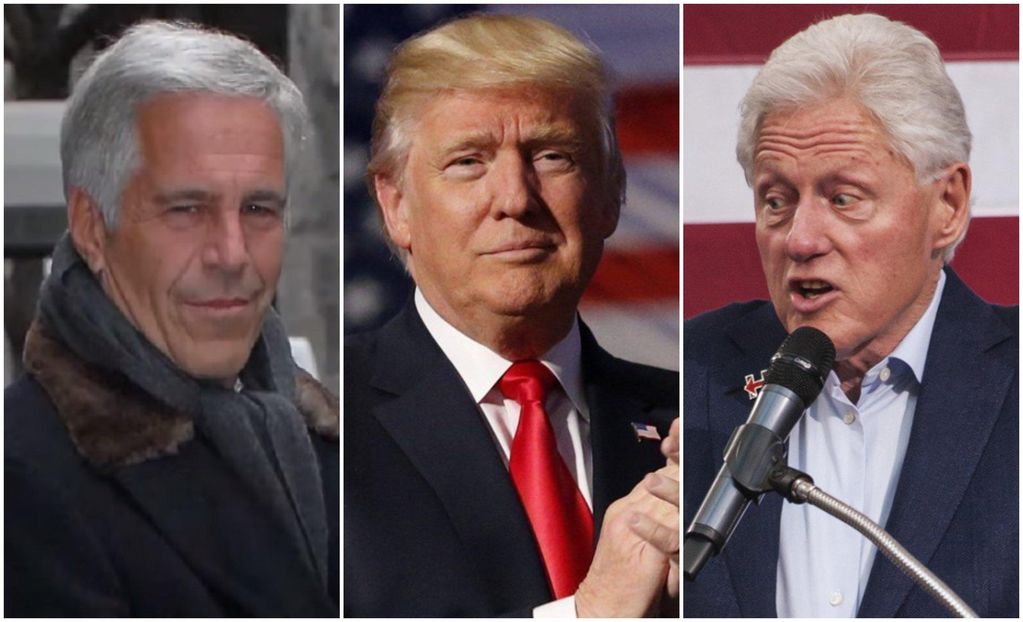 La penitencia de Marne. Como amigo de Bill Clinton, el rijoso Jeffrey Epstein no se hubiera suicidado, pero era amigo de Donald Trump, y claro...