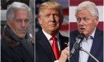 Como amigo de Bill Clinton, el rijoso Jeffrey Epstein no se hubiera suicidado, pero era amigo de Donald Trump, y claro...