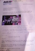Esto es lo que financia el Ayuntamiento de Getafe. ¡Bien por la denuncia de Alternativa Española (AES)!
