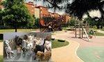 Un parque infantil vacío empieza a ser una imagen común, mientras la cifra de perros no para de crecer