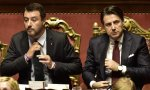 Salvini y Conte