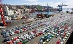 Las exportaciones de automóviles han caído un 5,7% hasta junio