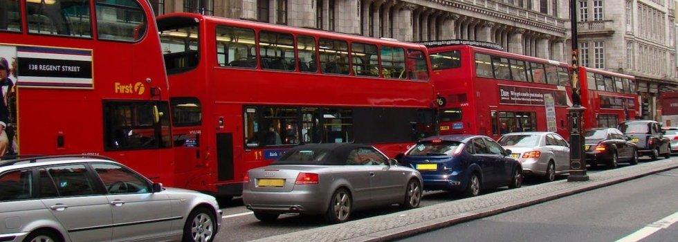 La locura británica no cree en los coches particulares
