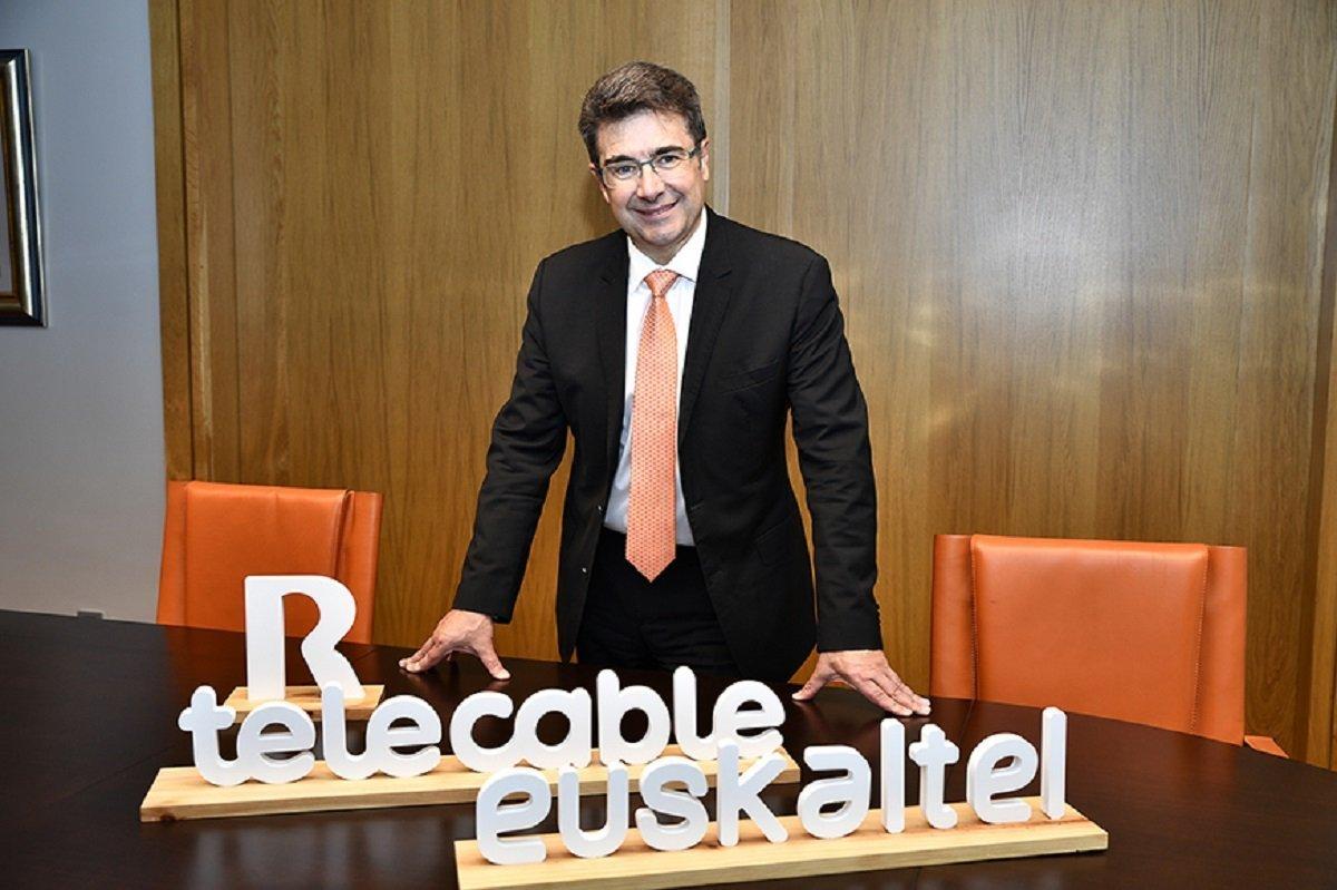 José Miguel García ultima los detalles del nuevo plan estratégico de Euskaltel