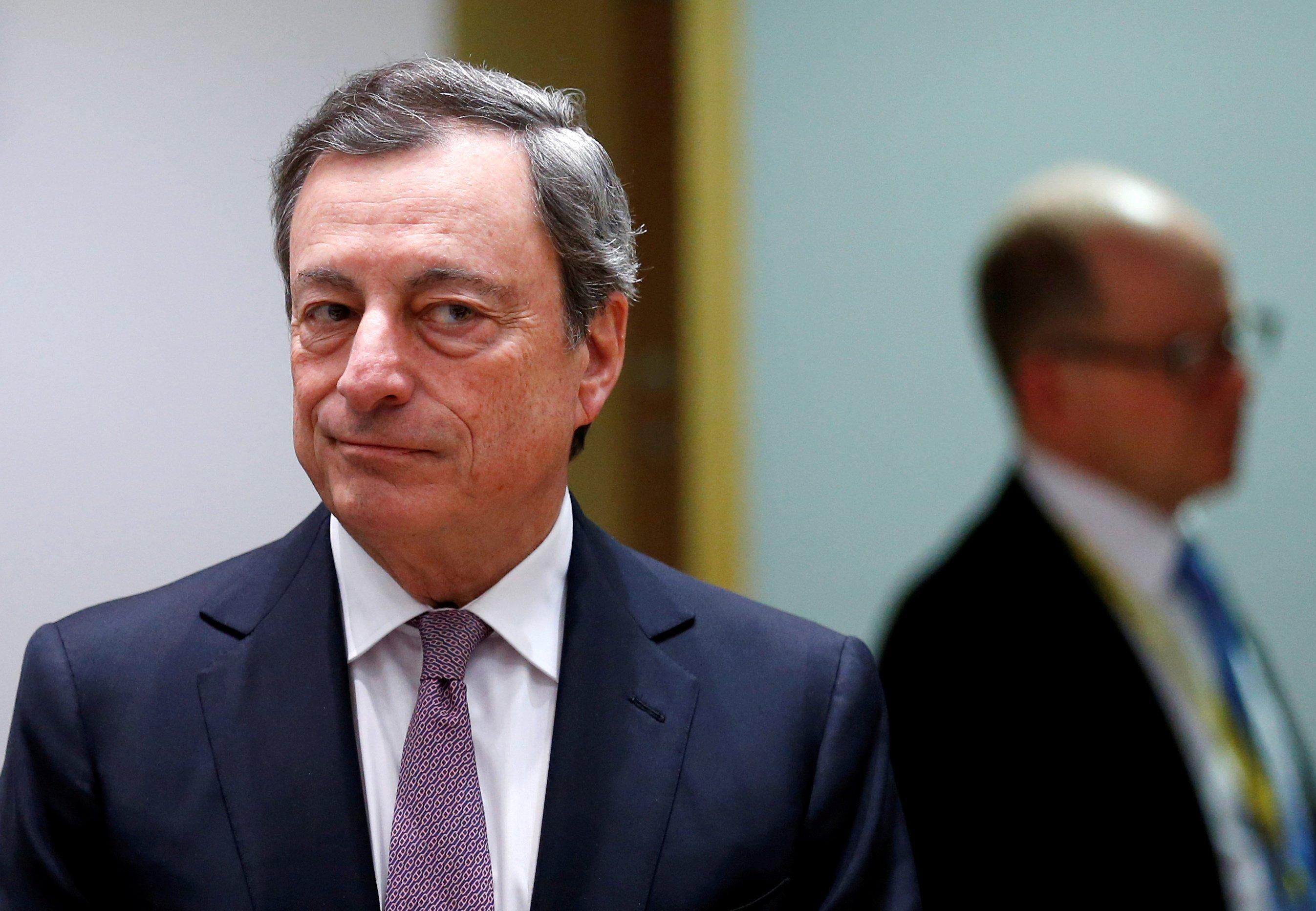 Mario Draghi prepara la traca final: lanzará en septiembre el paquete de estímulos económicos de golpe
