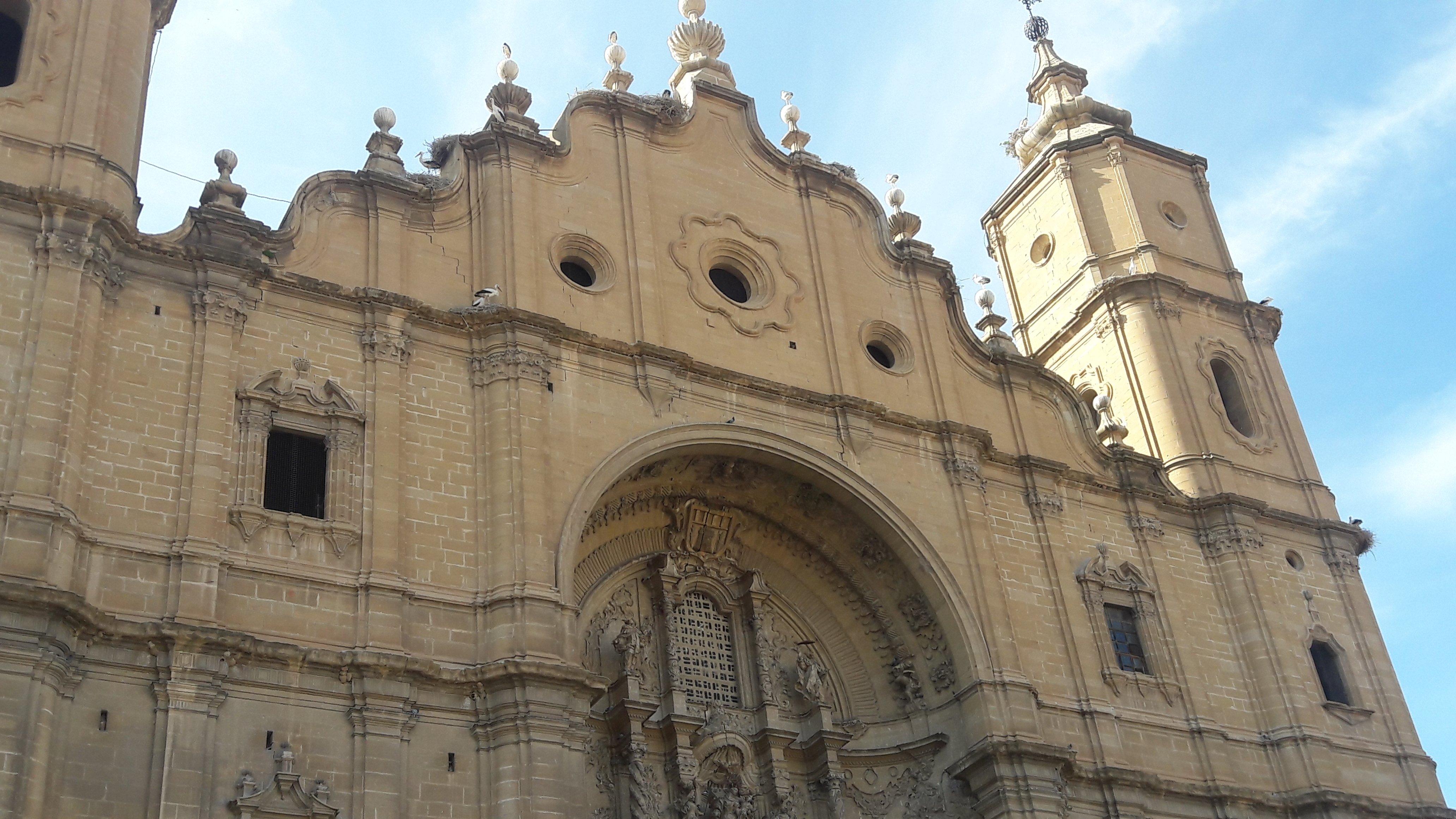 Iglesia de Santa María, iglesia grande de Alcañiz