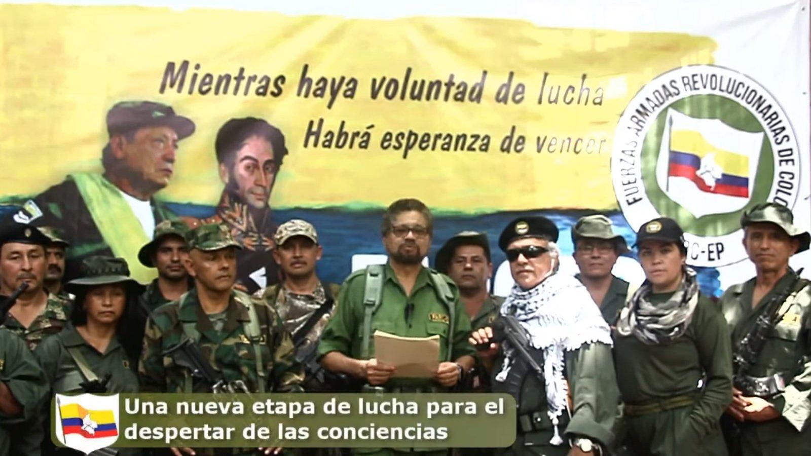 Iván Márquez retoma las armas. Colombia puede volver a la guerra... civil