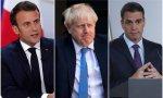 La traducción política de la descristianización de Europa consiste en jugar con la vida y el patrimonio de los demás. Macron, Sánchez y Johnson lo llaman progresismo