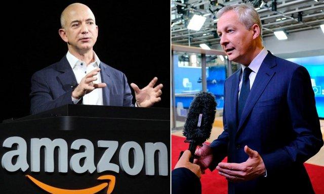 Amazon, multada con 4 millones en Francia por imponer clá...