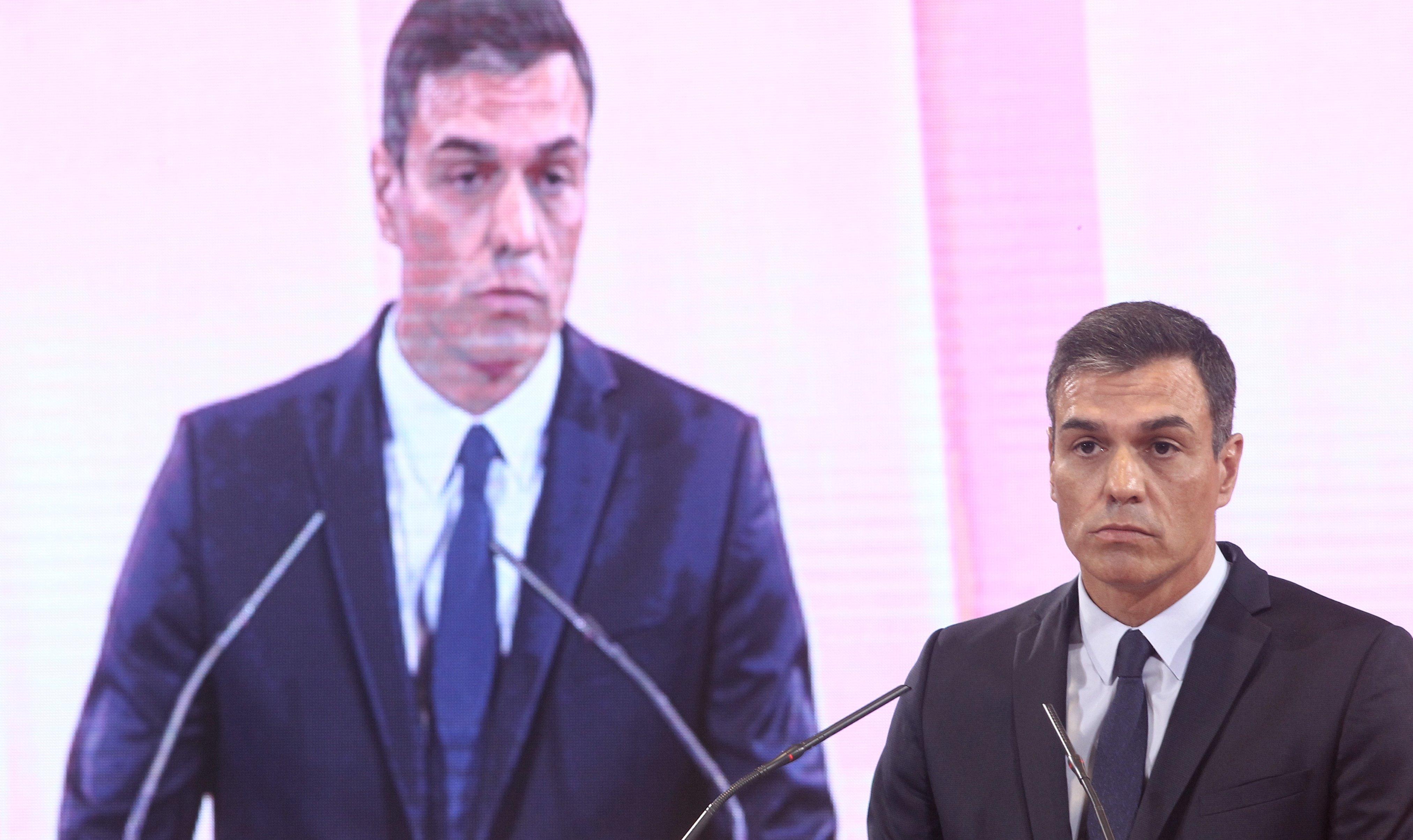 Hoy, en España, el político más votado es Pedro Sánchez, que se define como progresista