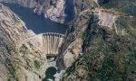 Central hidroeléctrica de Aldeadávila (Salamanca, España) que gestiona Iberdrola