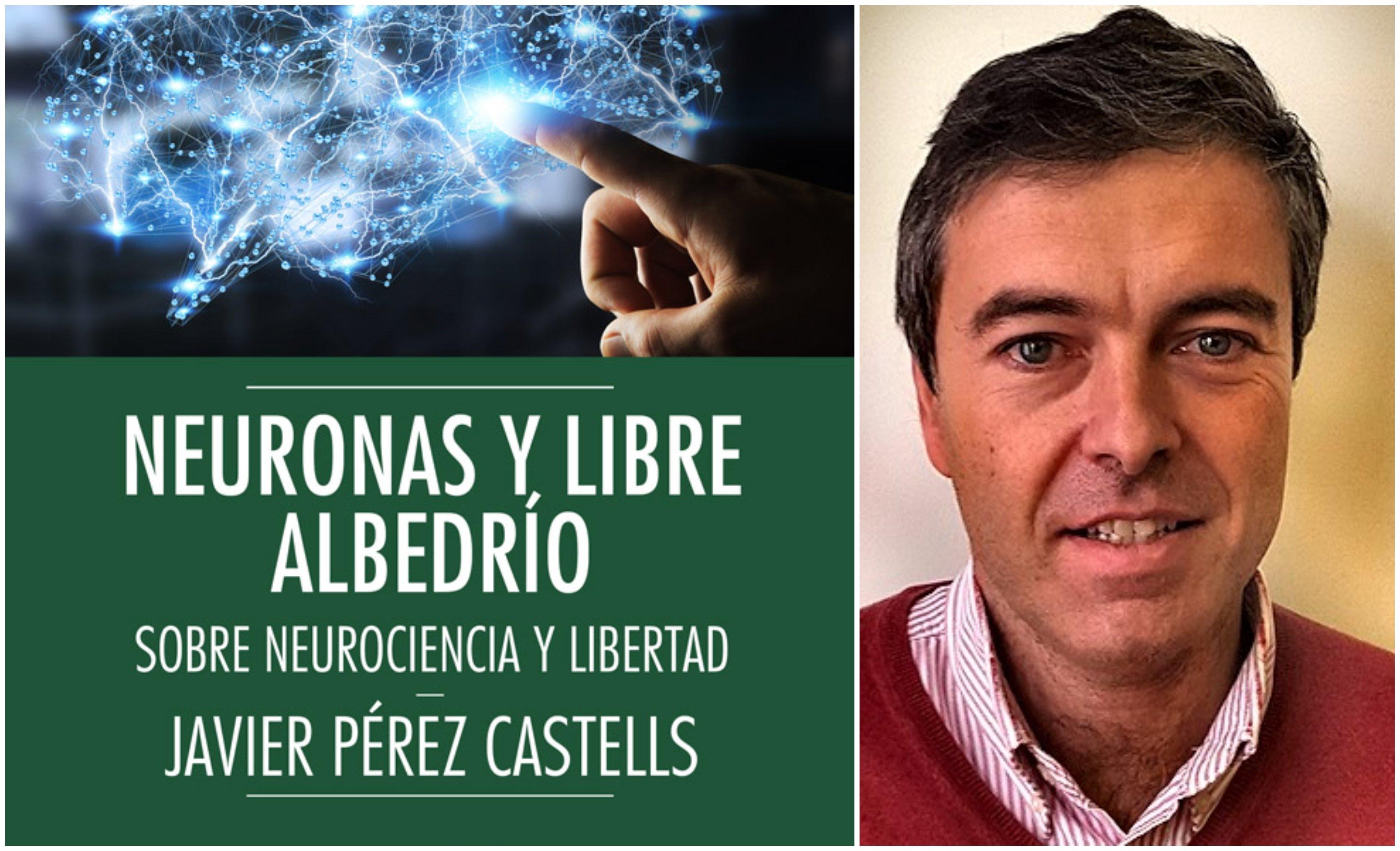 Javier Pérez Castells, autor de 'Neuronas y libre albedrío'
