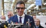 Sánchez, en su visita a la fábrica de Renault en Valladolid el pasado 22 de octubre