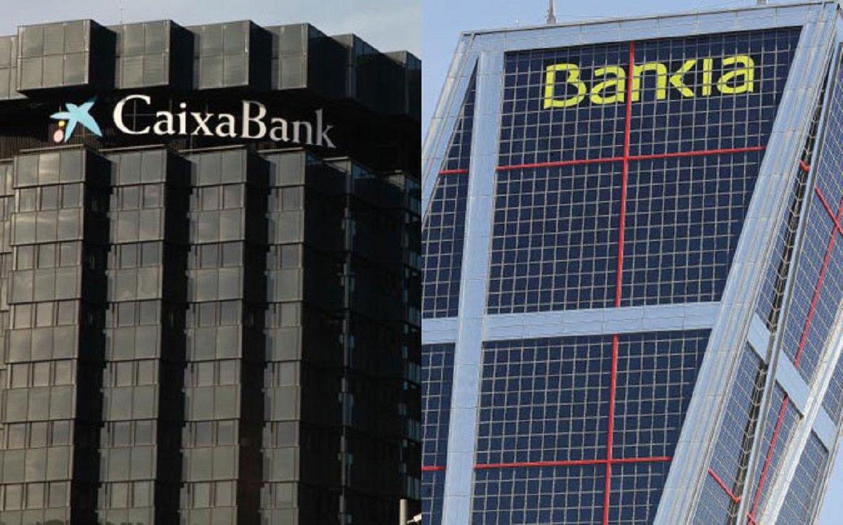 El Banco de España vería con buenos ojos la gran fusión Caixabank-Bankia