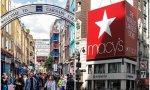 Zonas de lujo en Londres y Nueva York