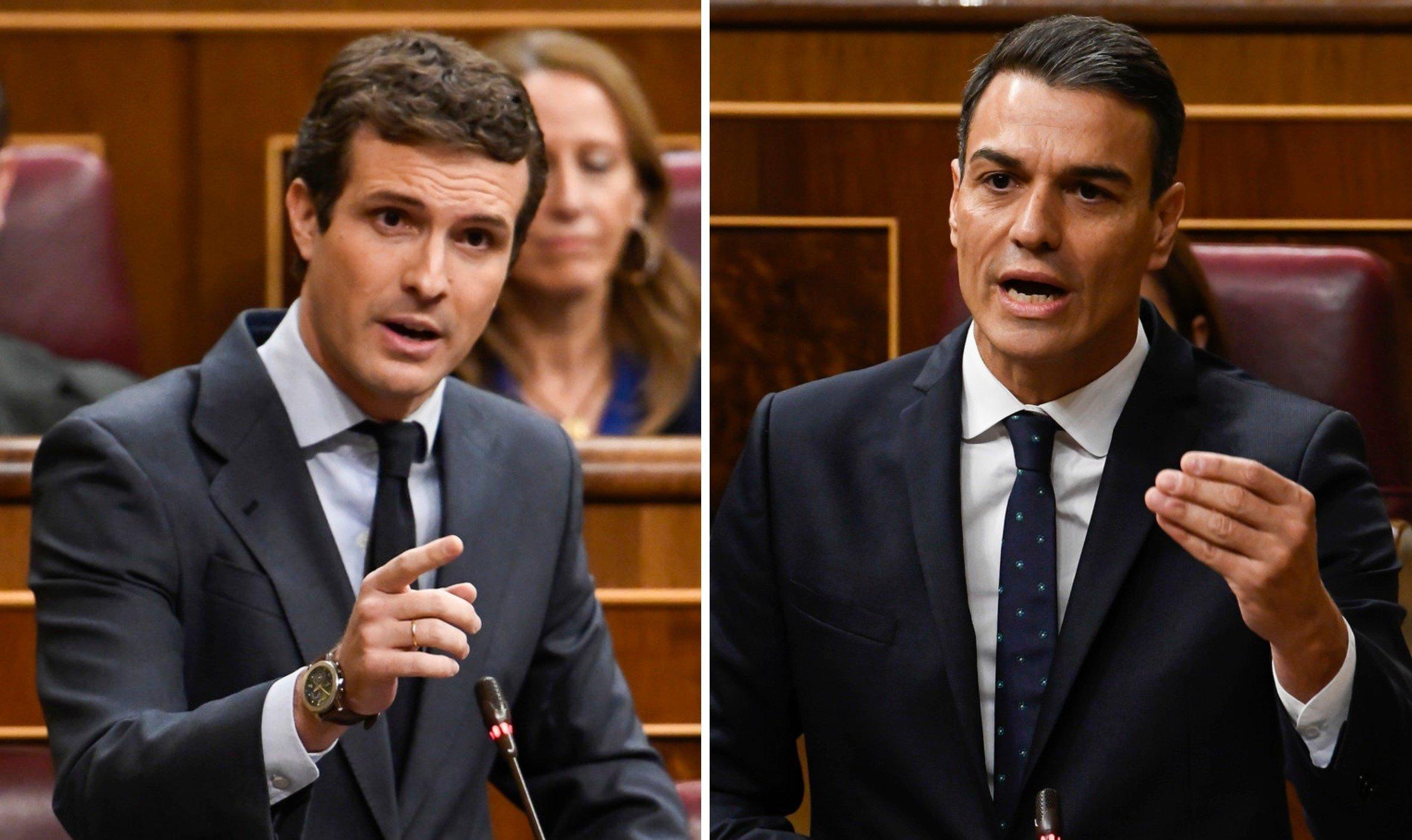 Un pueblo, el español, hastiado con sus políticos