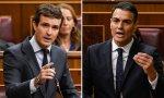 """Casado, a Sánchez: """"Usted ya es el peor presidente de la historia de la democracia, lo que espero es que sea el más breve"""""""