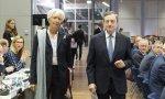 Lagarde y su antecesor Dragi