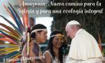 Imagen del documento preparatorio para el Sínodo de la Amazonía
