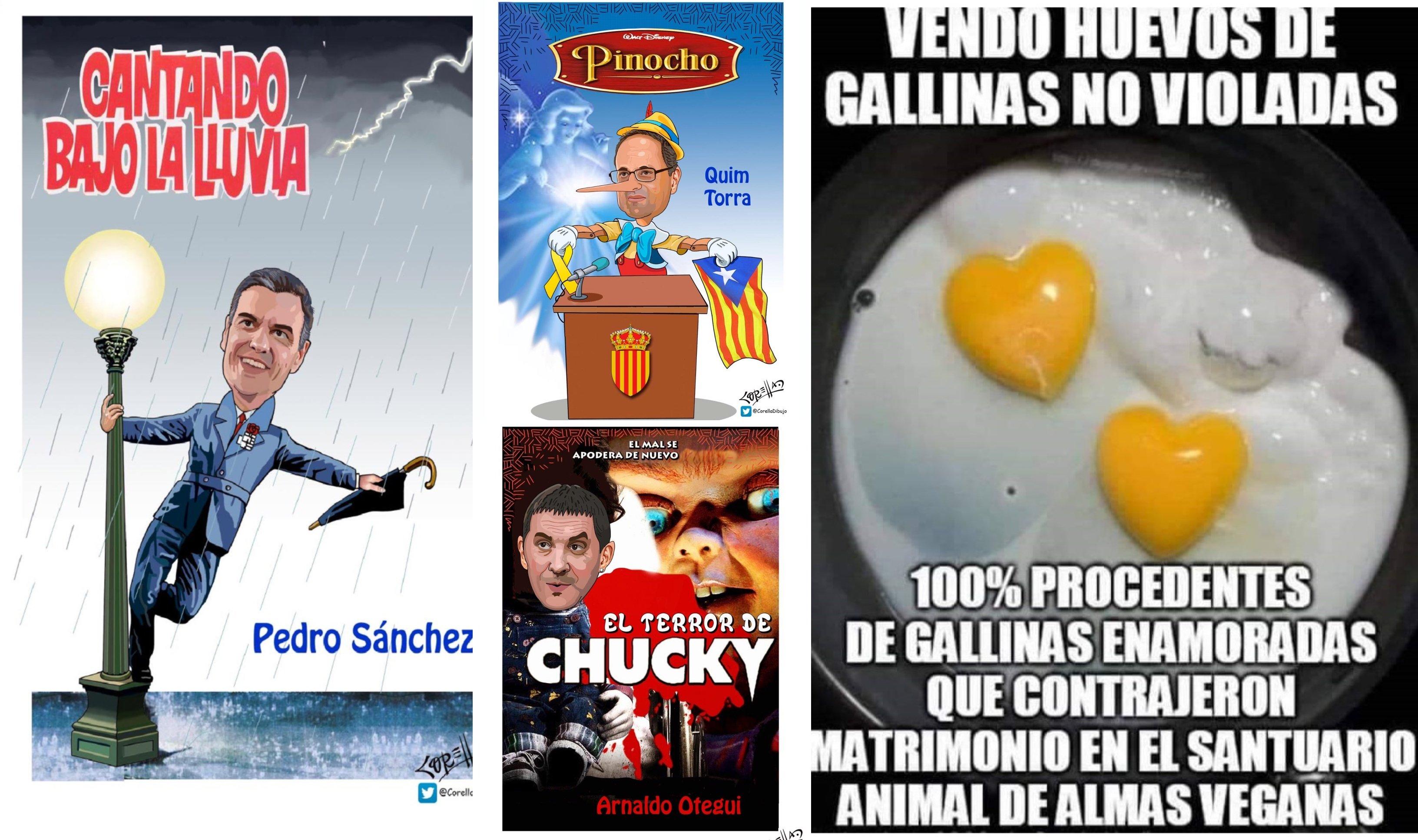 España en memes