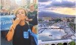 Amaia Izco y la ciudad de Melilla