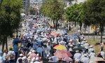 Ecuador marcha por la vida