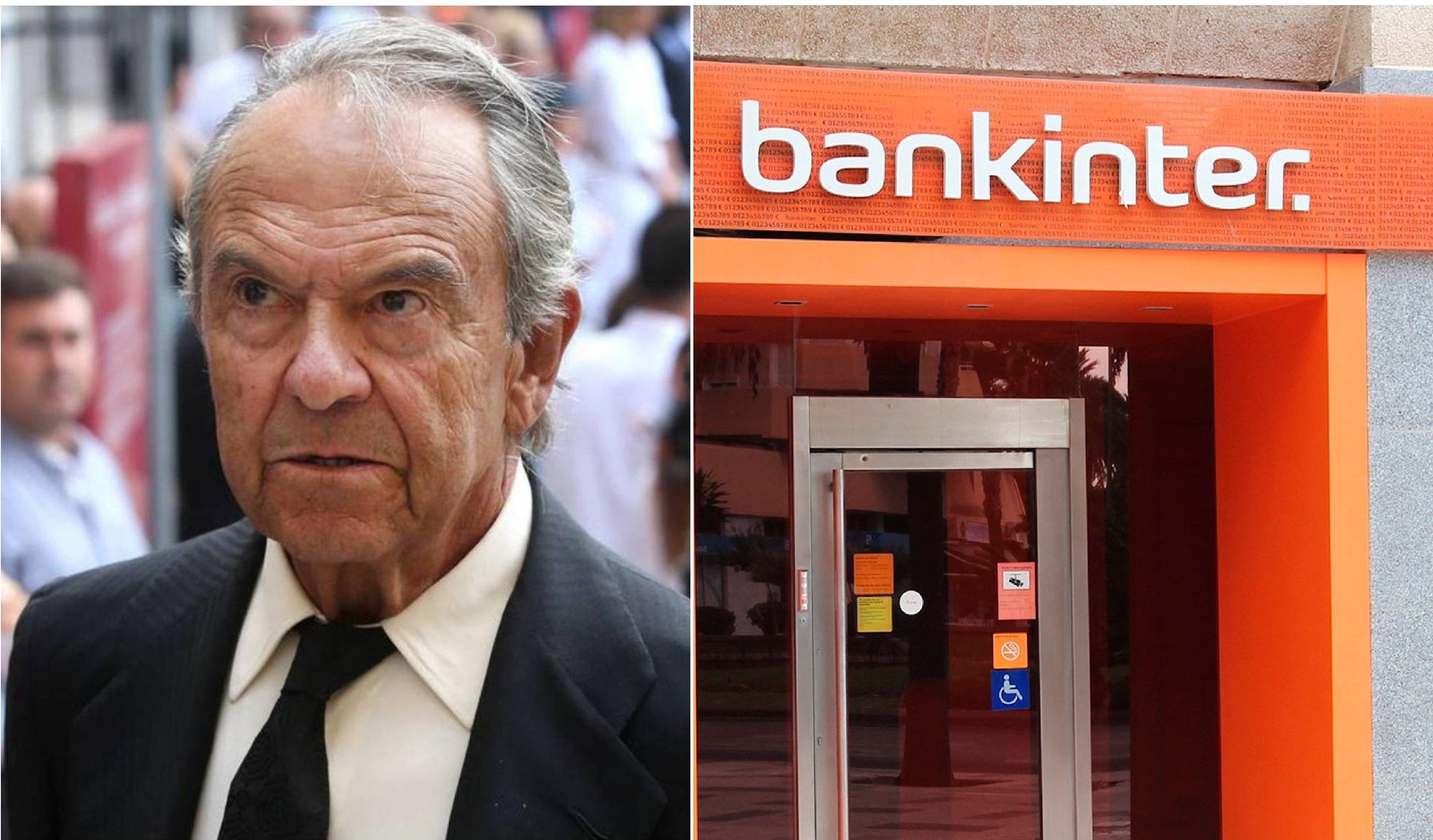 Jaime Botín se embolsará este año 26,8 millones de euros por el dividendo ordinario de Bankinter