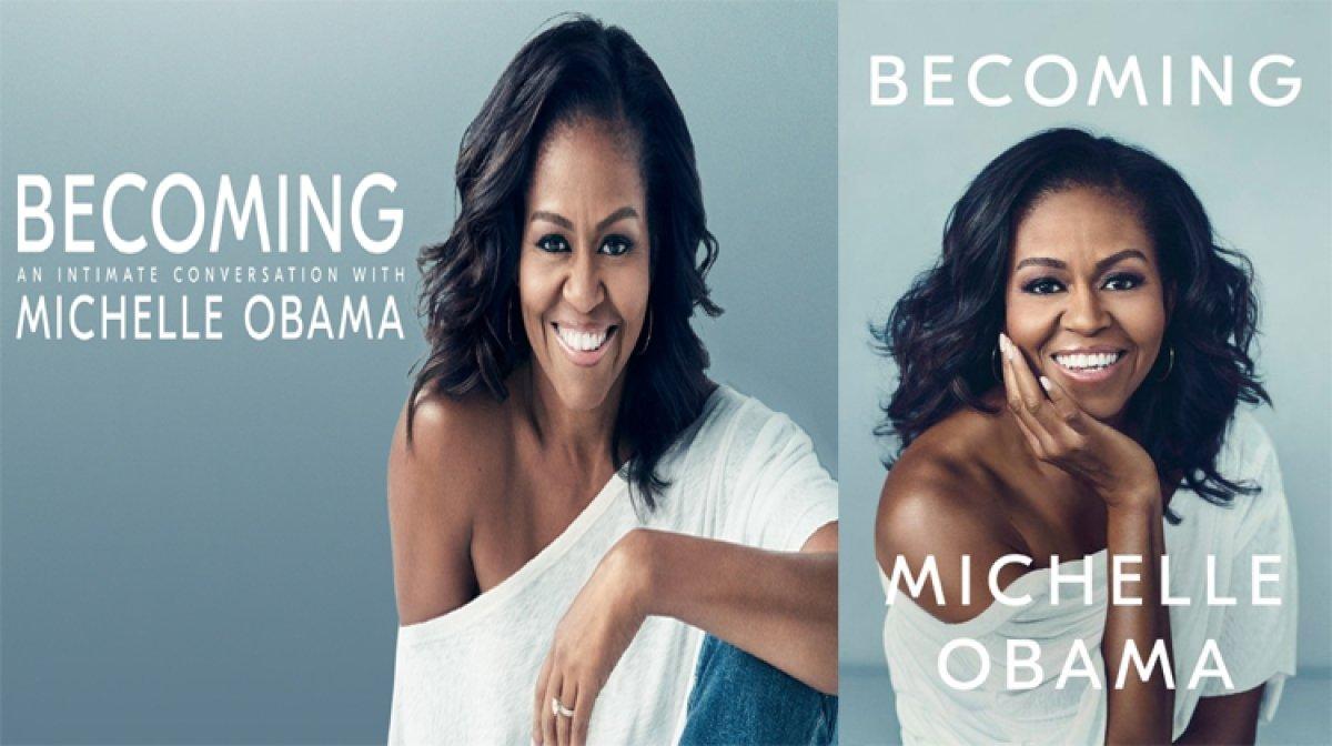 Michelle Obama y su libro