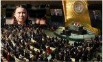 Greta y la Asamblea de la ONU