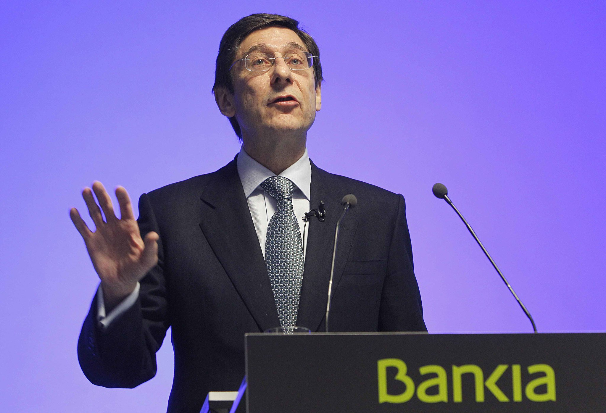 La negativa de José Ignacio Goirigolzarri ha sentado muy mal en el resto de bancos españoles