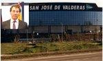 Miguel Ángel Gimeno y El Corte Inglés de San José de Valderas
