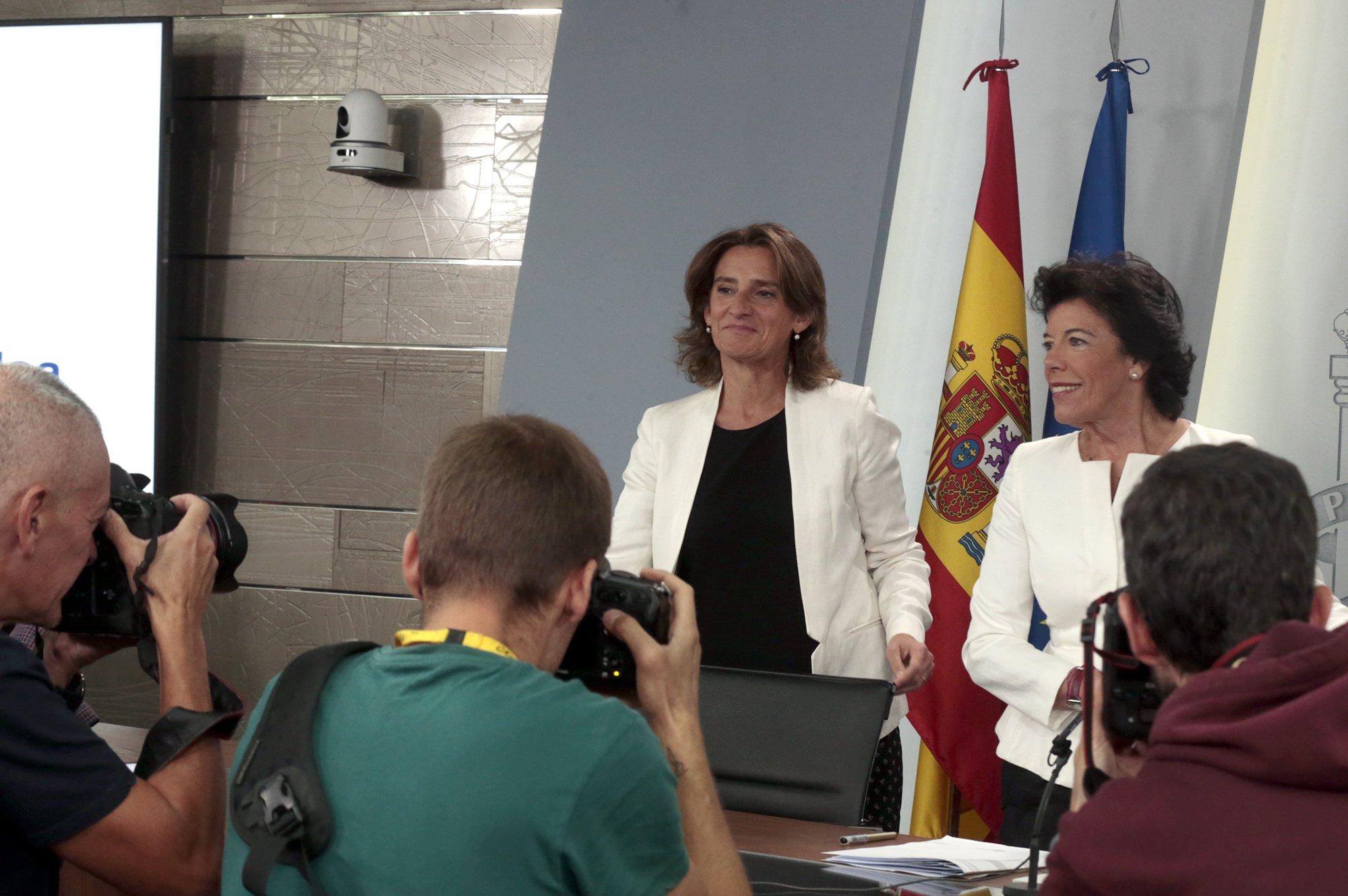 Consejo Ministros Viernes 27 septiembre