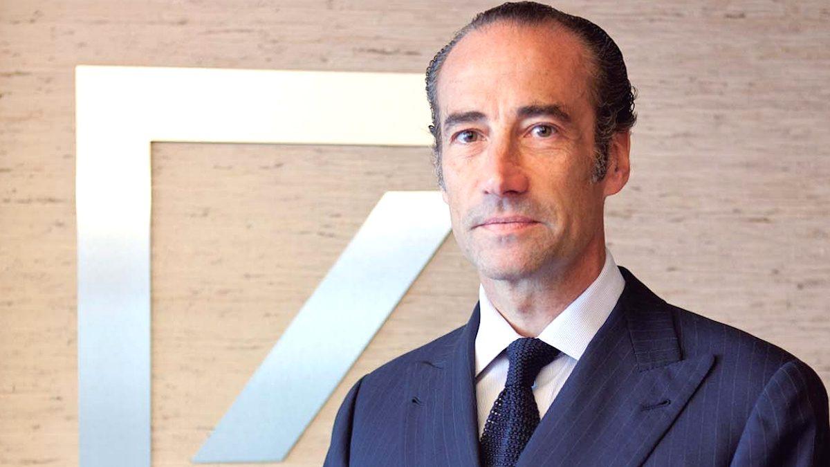 Antonio Rodríguez-Pina lidera la filial española de Deutsche Bank