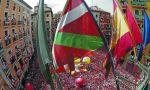 La ikurriña en el chupinazo de Pamplona puede costarle cuatro querellas al alcalde Asirón