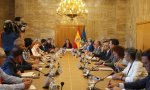 Reunión de la ministra Ribera (en funciones) con una delegación de la central térmica de As Pontes y Endesa