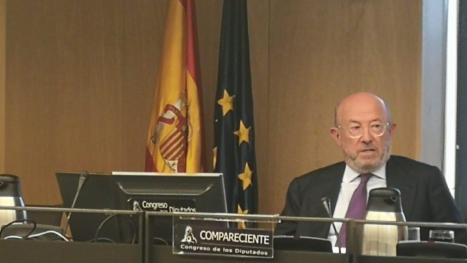 """Saracho: """"Acepté dirigir Popular para que la acción no se hundiera"""". Cuando llegó valía 0,84 euros y cuando se fue, 0,52 (-62%)"""