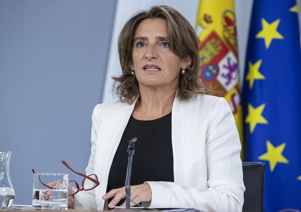 La ministra de Transición Ecológica en funciones, Teresa Ribera, no da un paso atrás en su absurda guerra contra la nuclear