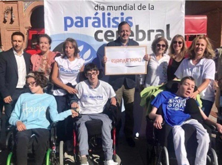 Se celebra el Día Mundial de las personas con parálisis cerebral