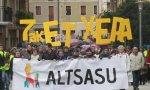 El cuatripartito abertzale y de ultraizquierda que gobierna Navarra discrepa de que los hechos de Alsasua sean terrorismo: qué raro