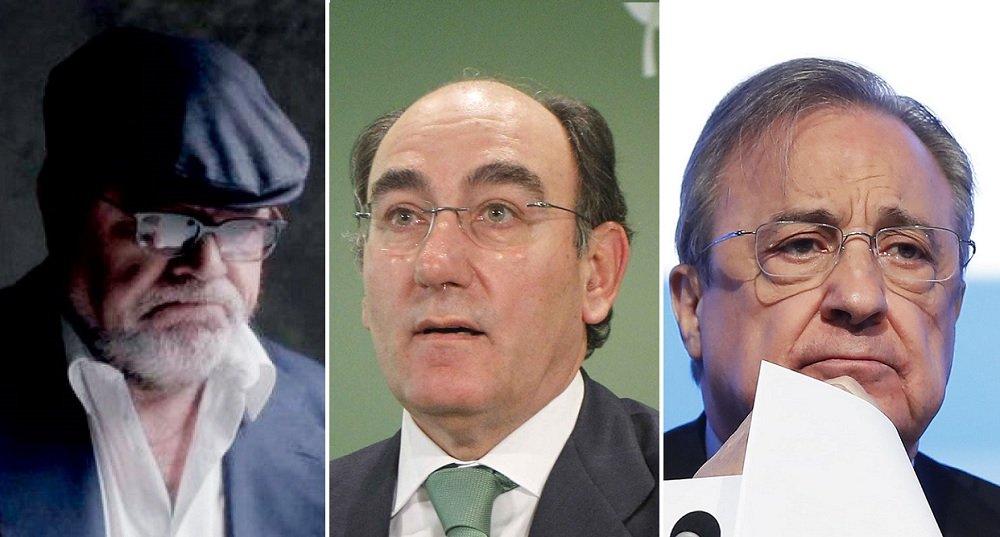 Jose Manuel Villarejo ha puesto bajo la lupa al presidente de Iberdrola, Ignacio Sánchez Galán por presunto espionaje a Florentino Pérez