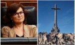 'Esa horrible cruz' que dijera Carmen Calvo