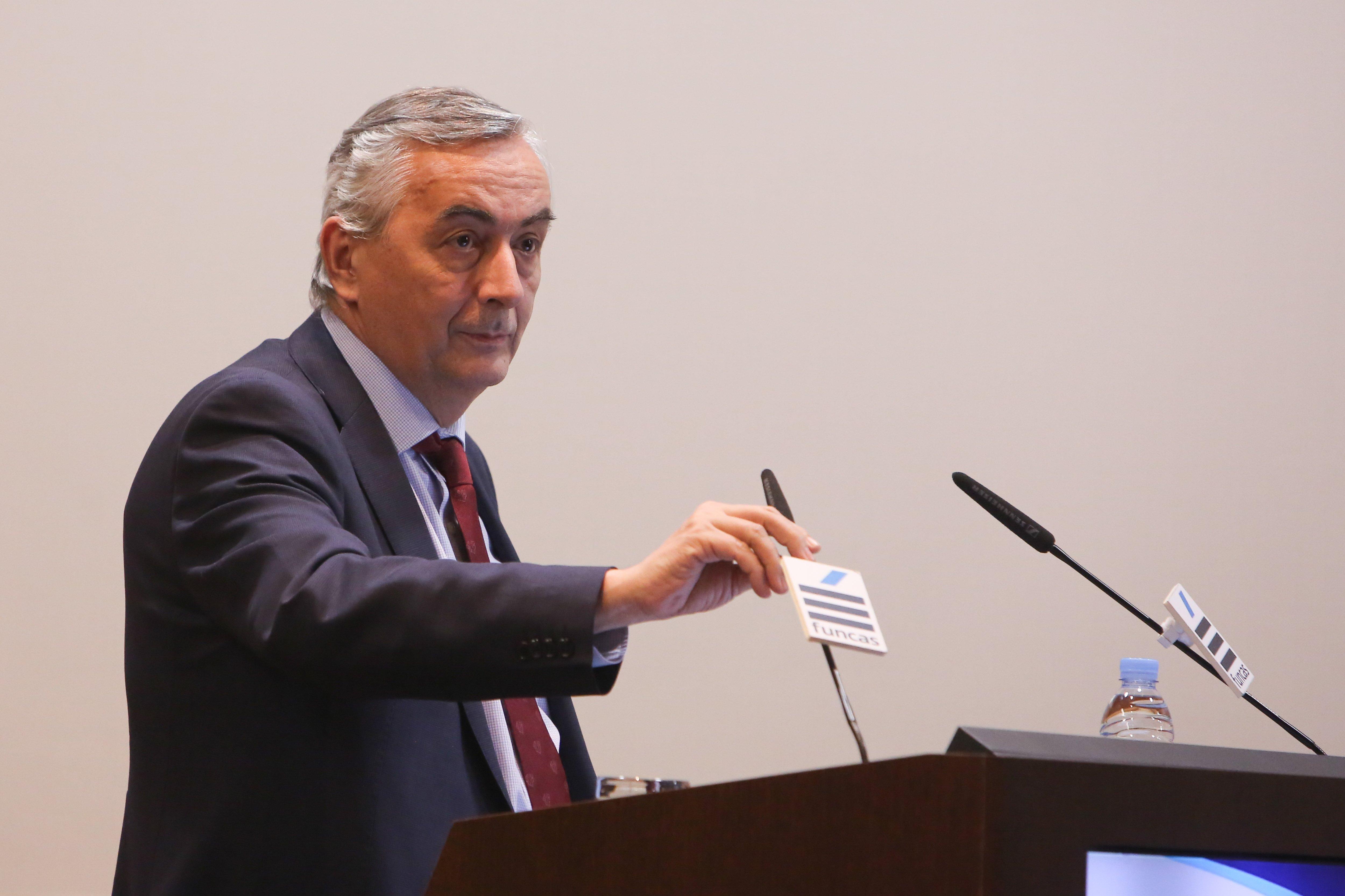 Carlos Ocaña, director general de Funcas