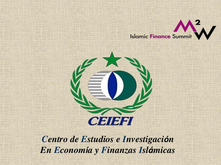 Sello del Centro de Estudios e Investigación En Economía y Finanzas Islámicas
