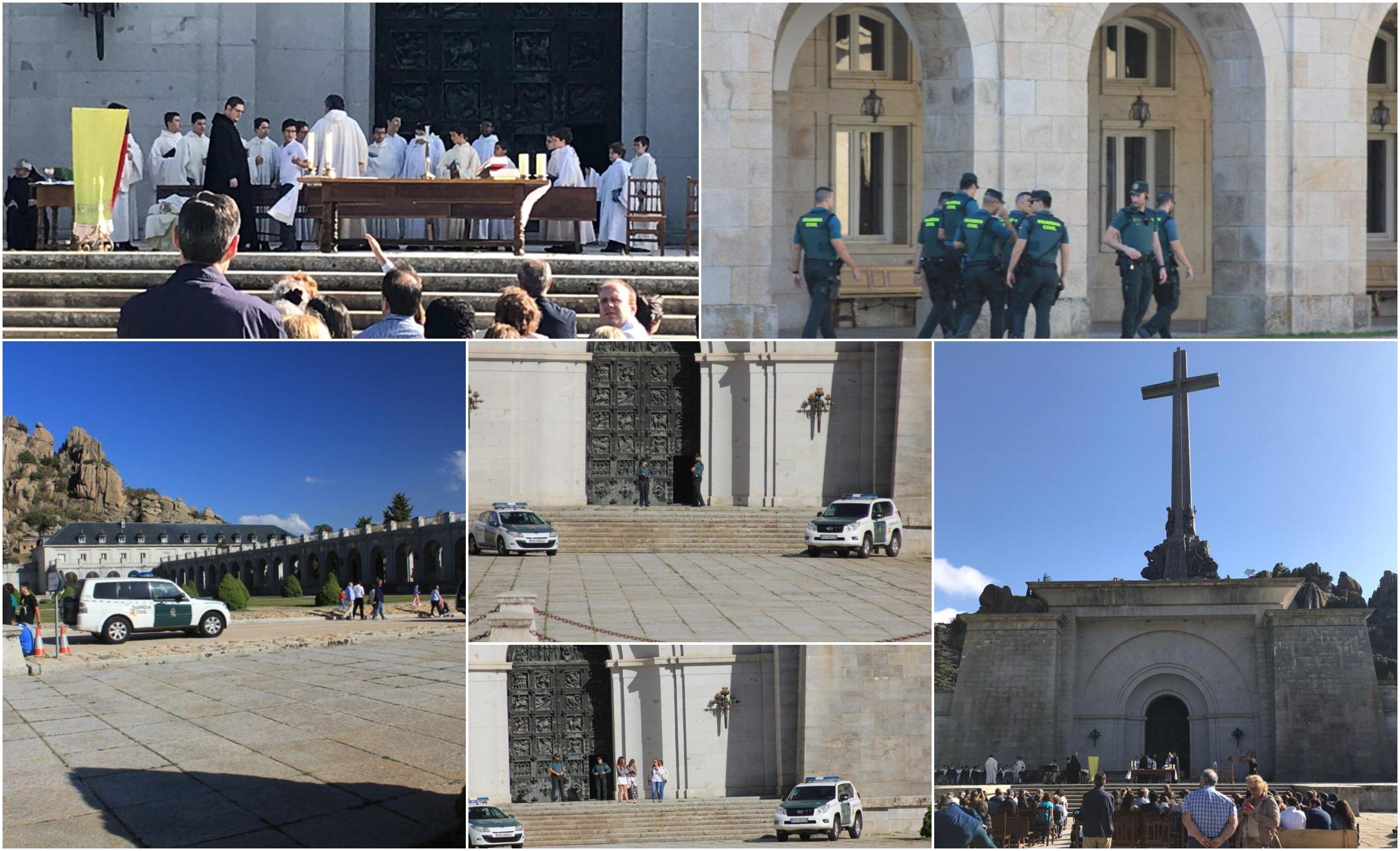 Una basílica secuestrada