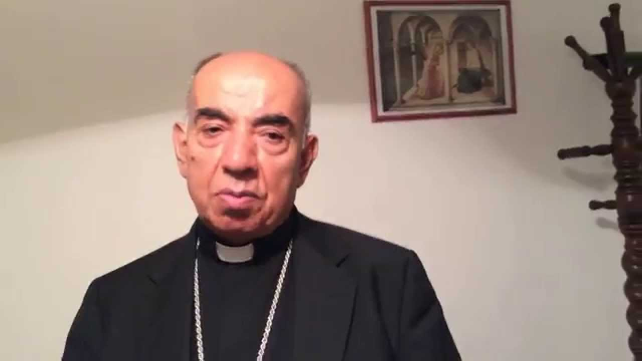 Mons. Georges Abou Khazen