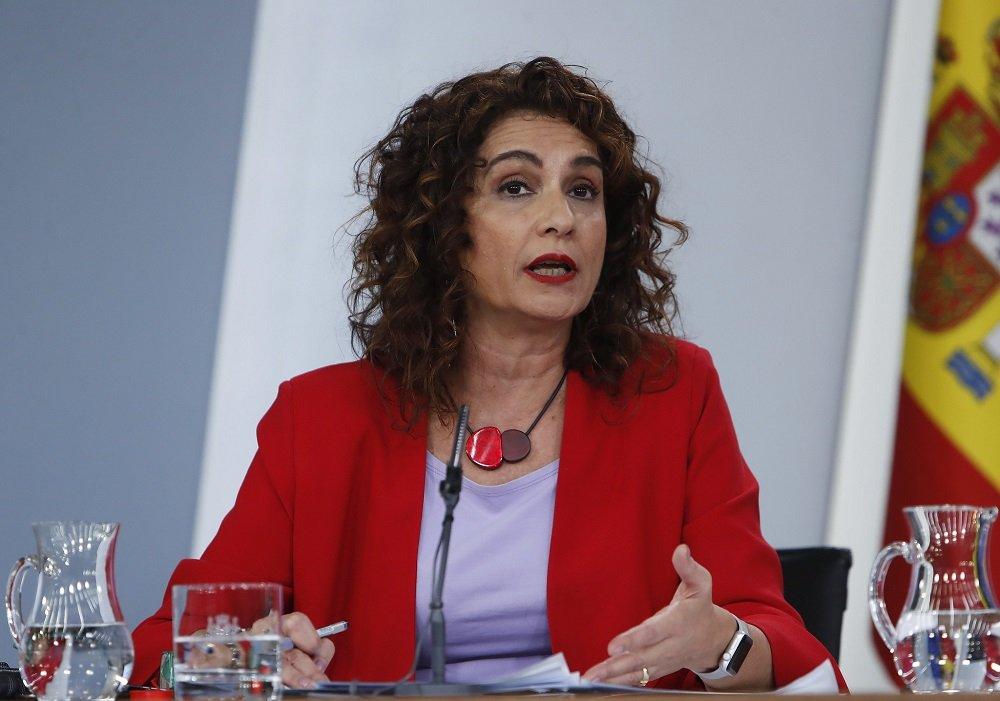 María Jesús Montero se queda sin su principal argumento para subir impuestos