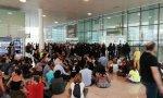 Cataluña. Otros 45 vuelos cancelados: el Gobierno investigará al 'Tsunami Democràtic'