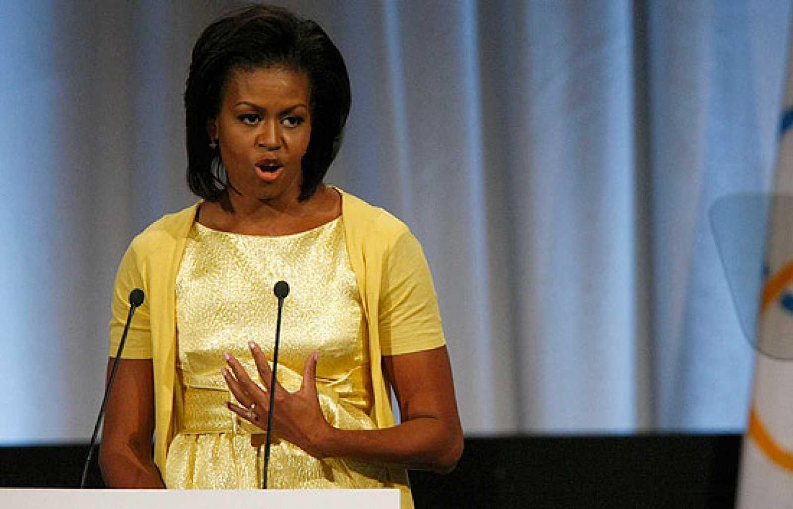Michelle Obama nos ayuda en nuestra vida